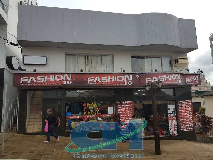Sala Comercial, Segundo Pavimento