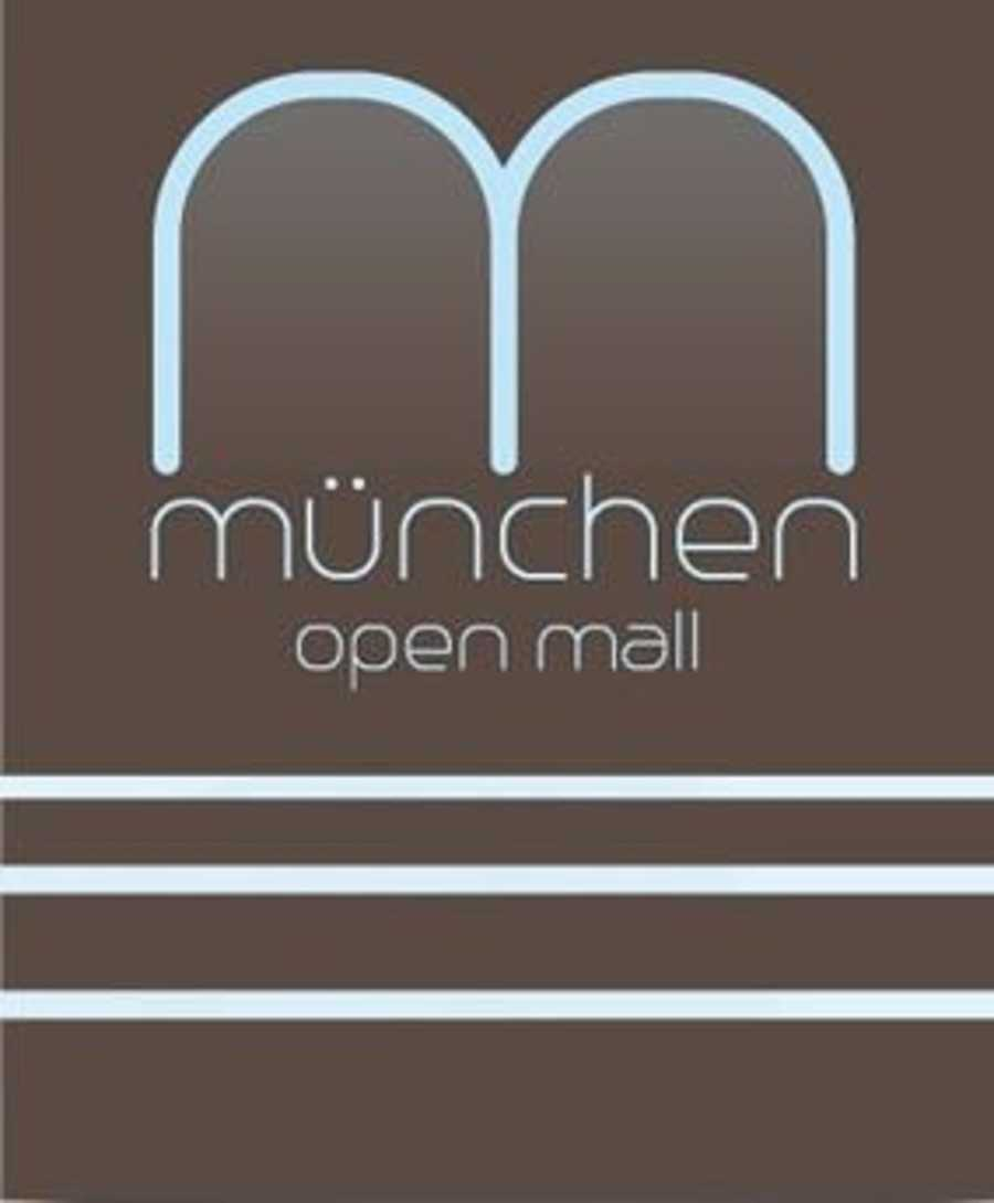 München Open Mall, Salas comerciais