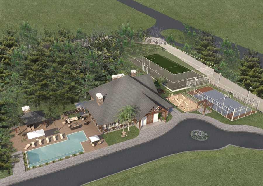 Condomínio Fechado Blumen Garten, Terrenos
