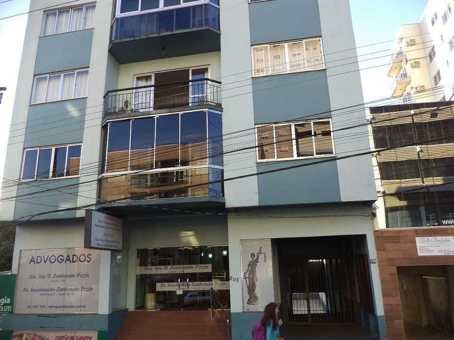 Apartamentos, Cobertura