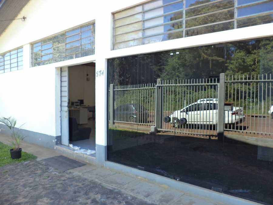 Sala Comercial, Sala Comercial Térrea