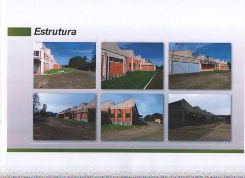 Comercial, Pavilhão Industrial