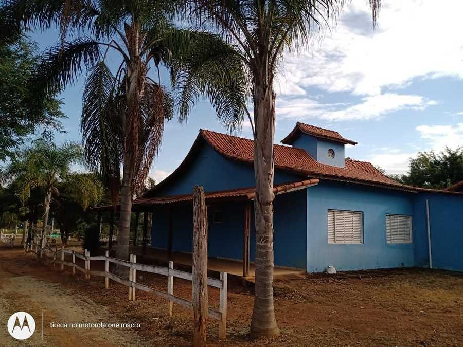 Area Rural, SÍtios